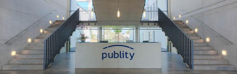 Publity Zentrale