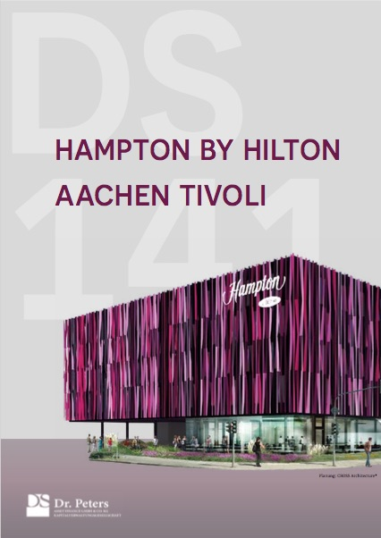 ``Dr. Peters DS 141 Hampton by Hilton Aachen Tivoli``