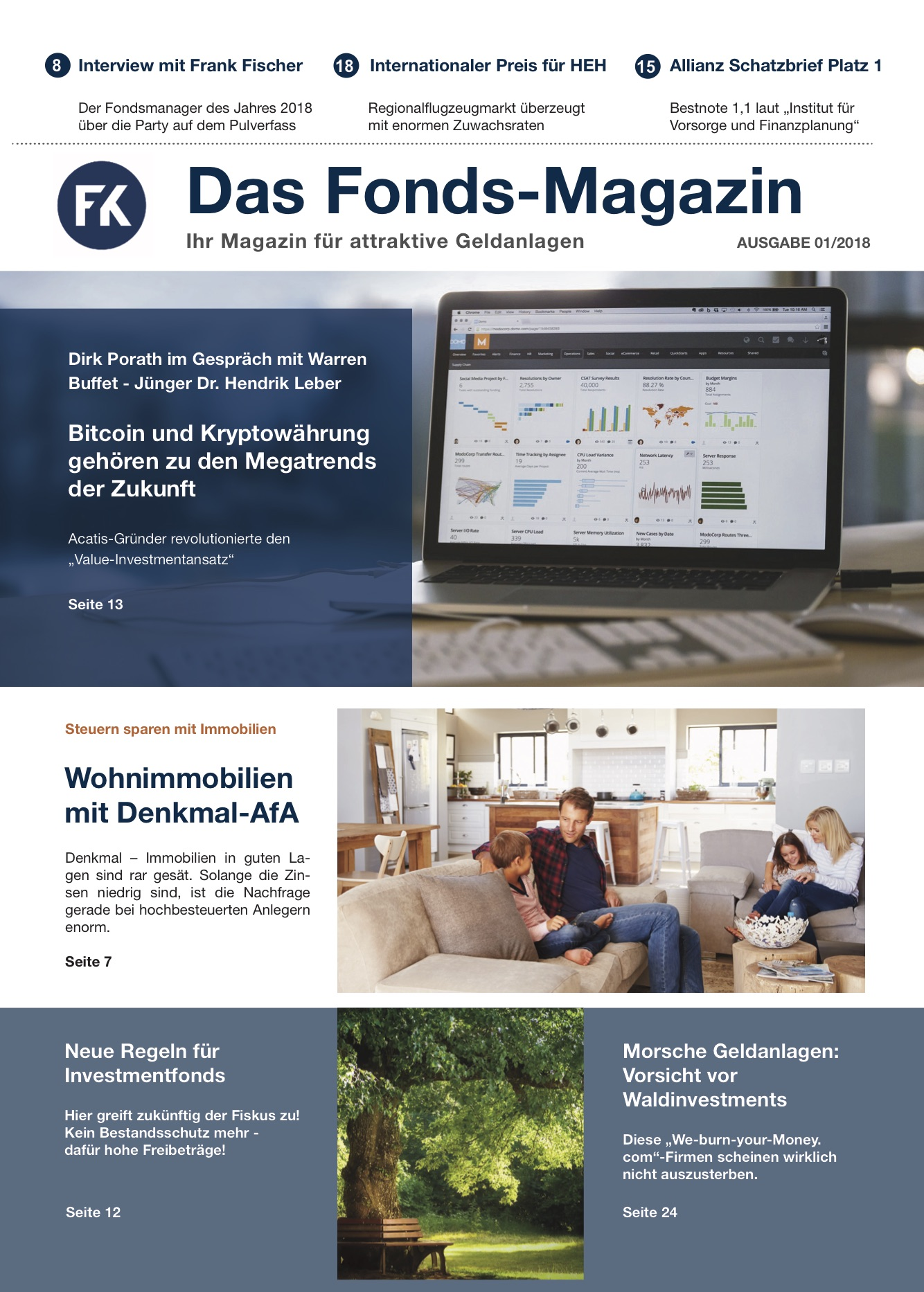 Das Fonds-Magazin