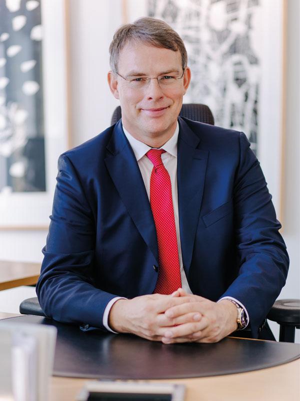 Geschäftsführer Dirk Porath
