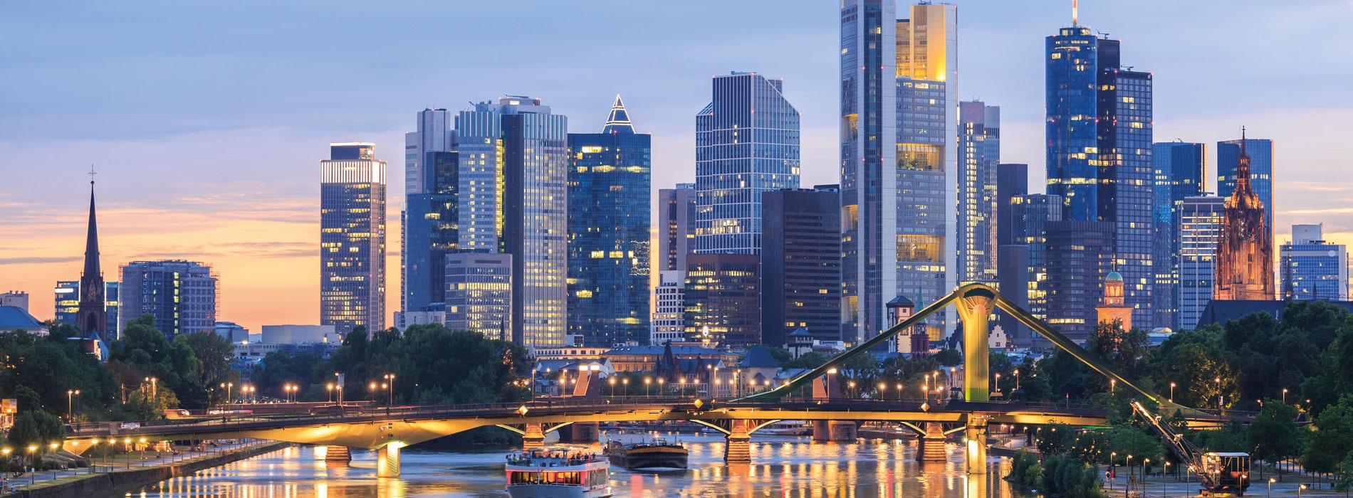 ``Metropole Frankfurt Skyline``