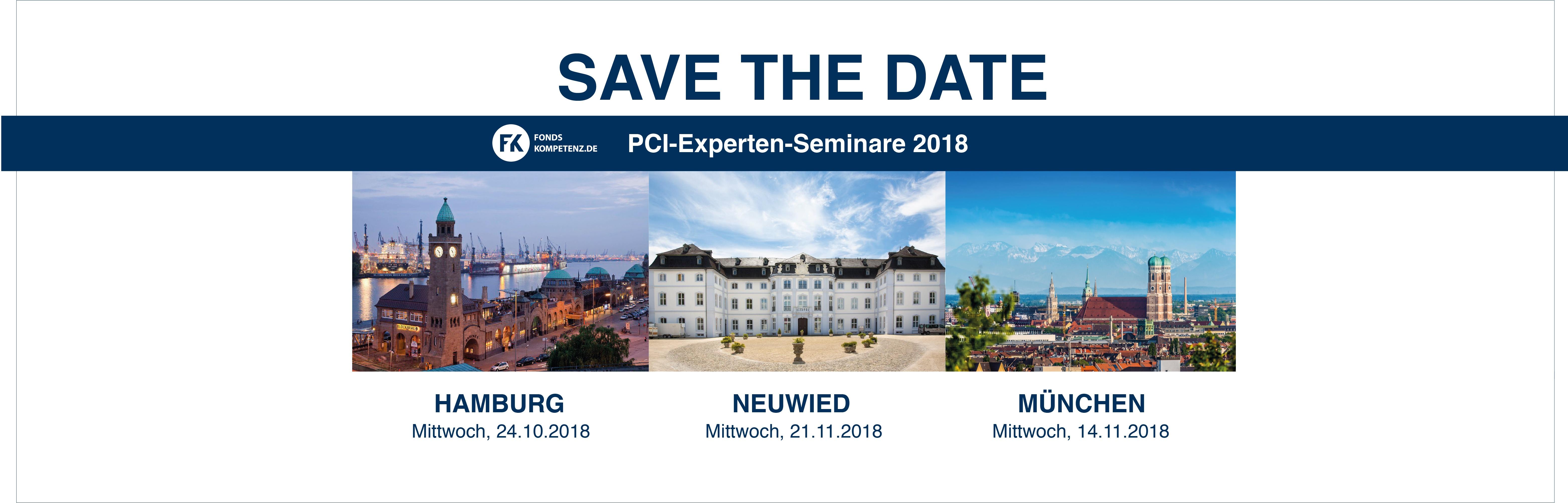 PCI-Experten-Seminare 2018