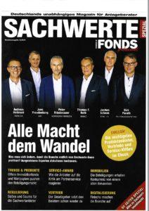 Sonderzeitschrift Sachwerte Fonds