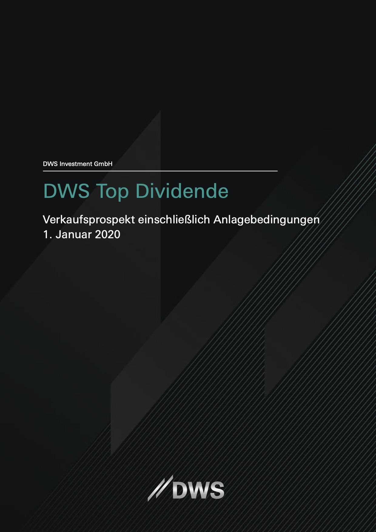 DWS Top Dividende
