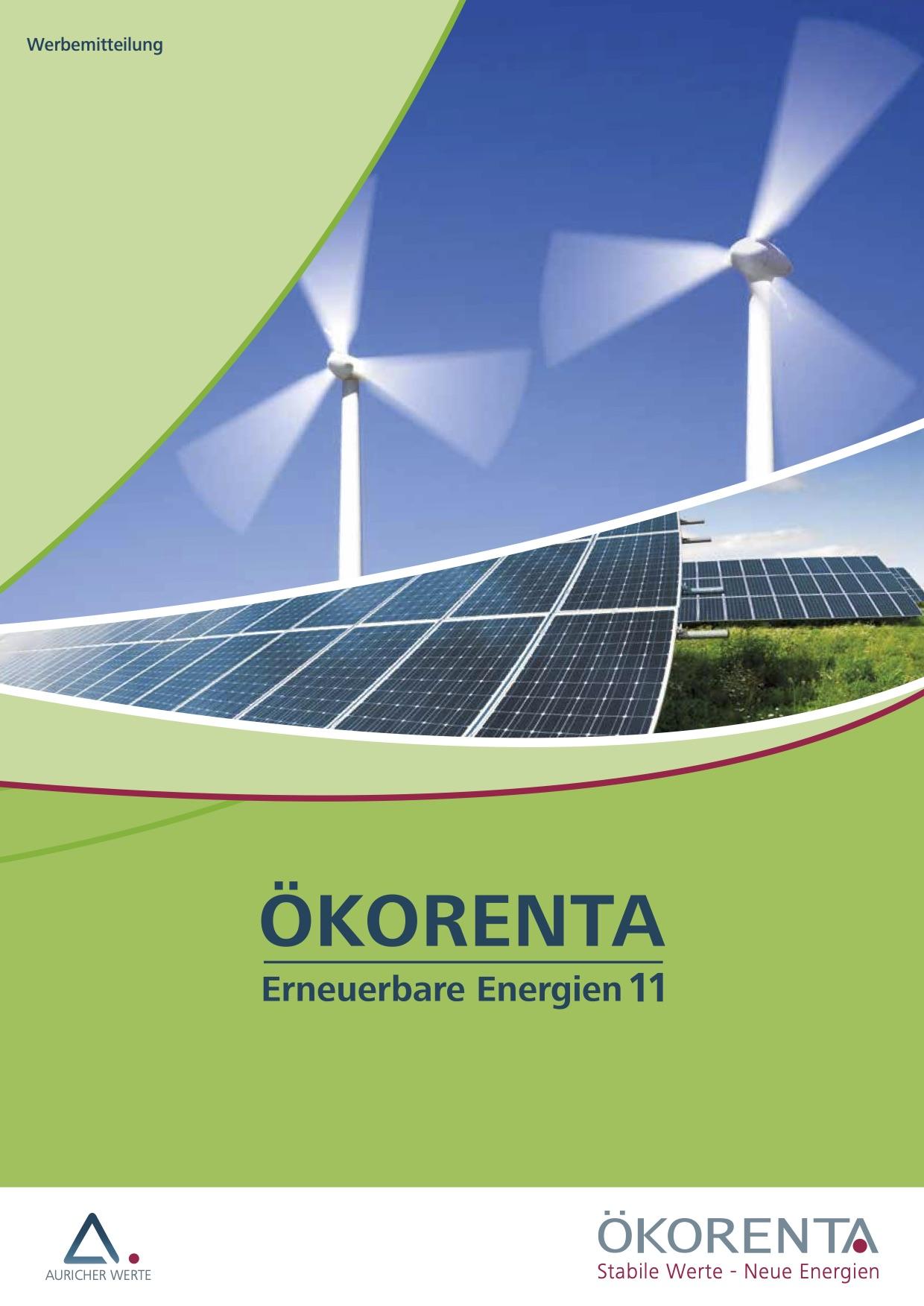 ÖKORENTA Erneuerbare Energien 11